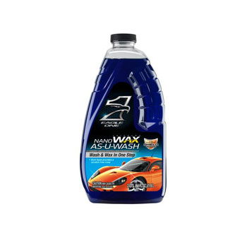 NanoWax As You Wash