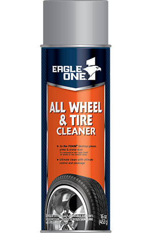 All Wheel & Tire Cleaner Aerosol 16oz.