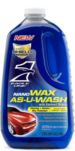 Eagle One Wax-As-U-Wash All in One Car Wash